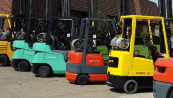 New & Used Forklifts For Sale - Rush Forklifts