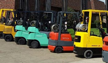 Forklift Sales, Lease & Finance